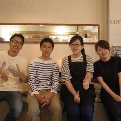 Hostel & Coffee Shop Zabutton Токио детские мероприятия