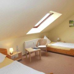 Hotel Reesenhof Витте комната для гостей фото 5