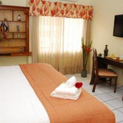 Отель Aparthotel Guijarros 3* Представительский номер с различными типами кроватей