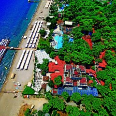 Отель Kemer Holiday Club бассейн