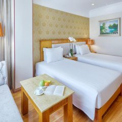 Отель Silverland Central - Tan Hai Long 4* Улучшенный номер фото 7