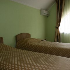 Гостиница Ника комната для гостей фото 4