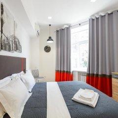 Гостиница Partner Guest House Khreschatyk 3* Студия с различными типами кроватей фото 46