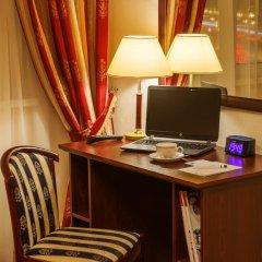 Гостиница Салют 4* Номер Комфорт с разными типами кроватей фото 18