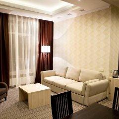 Гостиница Кирофф 4* Номер Делюкс с различными типами кроватей фото 4