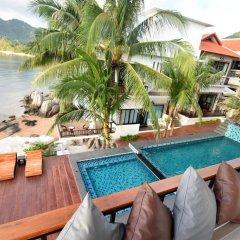 Отель Simple Life Cliff View Resort 3* Номер Делюкс с различными типами кроватей фото 3