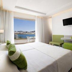 Hotel Torre Del Mar 4* Улучшенный номер с различными типами кроватей фото 4
