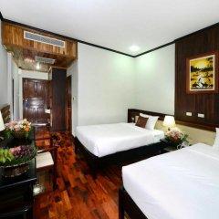 Vansana LuangPrabang Hotel 3* Стандартный номер с 2 отдельными кроватями фото 3