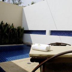 Отель La Flora Resort Patong 5* Номер Делюкс двуспальная кровать