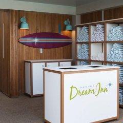 Отель Dream Inn Santa Cruz в номере