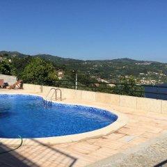 Отель Pedacinho de Mundo Douro бассейн