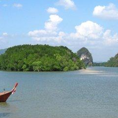 Отель Krabi Cinta House Таиланд, Краби - отзывы, цены и фото номеров - забронировать отель Krabi Cinta House онлайн приотельная территория