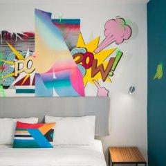 Colors Budget Luxury Hotel Номер категории Эконом фото 12