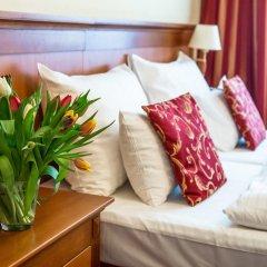 Отель City Pension 4* Стандартный номер с различными типами кроватей фото 7