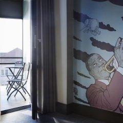 Comfort Hotel LT - Rock 'n' Roll Vilnius 3* Люкс с различными типами кроватей фото 2