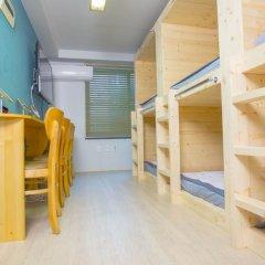 KW Hongdae Hostel Кровать в женском общем номере с двухъярусной кроватью фото 2