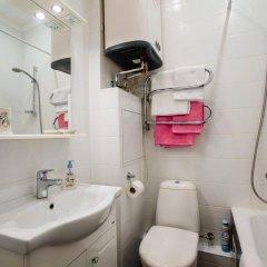 Апартаменты на Бронной Улучшенная студия разные типы кроватей фото 3
