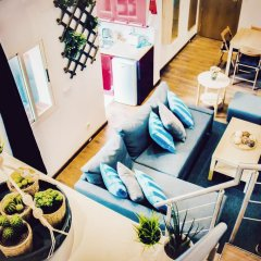 Отель Flats Lollipop City Center Улучшенные апартаменты фото 22