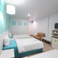 Preme Hostel Стандартный номер с различными типами кроватей фото 7