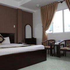 N.Y Kim Phuong Hotel 2* Номер Делюкс с различными типами кроватей фото 3