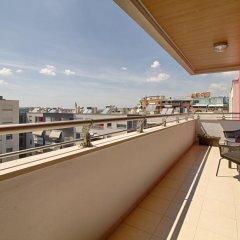Отель The Rooms Apartments Албания, Тирана - отзывы, цены и фото номеров - забронировать отель The Rooms Apartments онлайн балкон