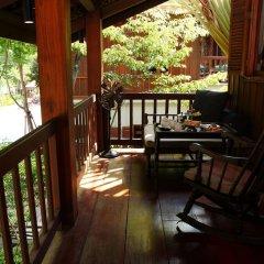 Отель Burasari Heritage Luang Prabang 4* Номер Делюкс с двуспальной кроватью фото 13