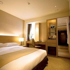 The Summit Hotel Seoul Dongdaemun 3* Номер Corner с различными типами кроватей фото 3