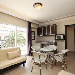 Fidan Apart Hotel 3* Номер Делюкс с различными типами кроватей фото 4