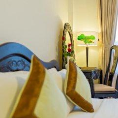 Отель Phu Thinh Boutique Resort & Spa 4* Улучшенный номер с различными типами кроватей фото 5