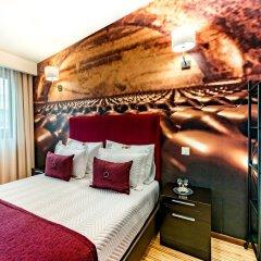 Отель Lounge Inn 3* Стандартный номер разные типы кроватей фото 10