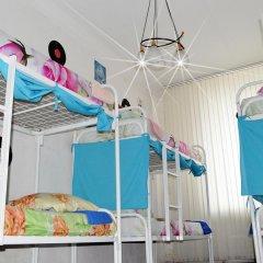 Хостел Достоевский Кровать в общем номере с двухъярусной кроватью фото 27