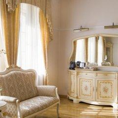Бутик-Отель Аристократ 4* Представительский люкс с различными типами кроватей фото 11