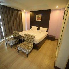Отель Villa Navin Beach Residence 3* Номер Делюкс с различными типами кроватей фото 28
