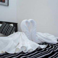 Fun whales Guest house and Hostel Номер Делюкс с различными типами кроватей фото 11