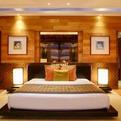 Отель Adaaran Prestige Vadoo 5* Вилла с различными типами кроватей фото 19