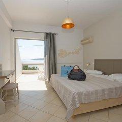 Отель Panorama Apartments Греция, Порос - 1 отзыв об отеле, цены и фото номеров - забронировать отель Panorama Apartments онлайн комната для гостей фото 4