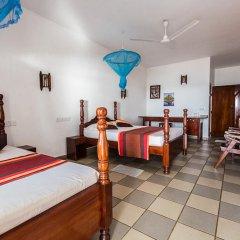 Отель Ypsylon Tourist Resort Шри-Ланка, Берувела - отзывы, цены и фото номеров - забронировать отель Ypsylon Tourist Resort онлайн комната для гостей фото 5