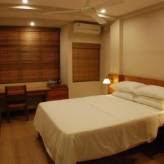 Отель Maakanaa Lodge 3* Номер Делюкс с различными типами кроватей фото 4