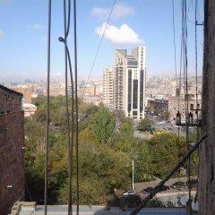 Отель on Vardanans 22 Армения, Ереван - отзывы, цены и фото номеров - забронировать отель on Vardanans 22 онлайн балкон