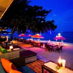 Отель Samui Sense Beach Resort гостиничный бар