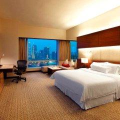 Отель The Westin Guangzhou 5* Номер Делюкс фото 5