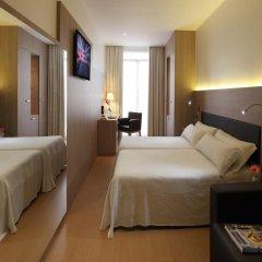 Hotel Lleó 3* Стандартный номер с различными типами кроватей фото 6