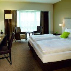 Lindner Wtc Hotel & City Lounge Antwerp Антверпен комната для гостей фото 2