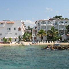 Отель Franklyn D. Resort & Spa All Inclusive пляж