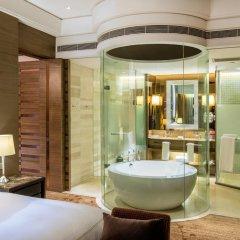 Отель Crowne Plaza Nanjing Jiangning 4* Улучшенный номер с различными типами кроватей