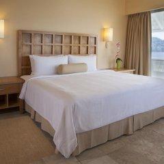 Отель Fiesta Americana Acapulco Villas 4* Номер Делюкс с различными типами кроватей фото 3