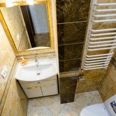 Гостиница Appartment Arkadiya Levytskoho Украина, Львов - отзывы, цены и фото номеров - забронировать гостиницу Appartment Arkadiya Levytskoho онлайн ванная