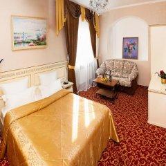 Гостиница Уют Ripsime 4* Улучшенный номер с различными типами кроватей фото 5