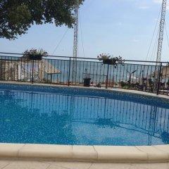 Отель Samara Beach Apartment Болгария, Балчик - отзывы, цены и фото номеров - забронировать отель Samara Beach Apartment онлайн бассейн