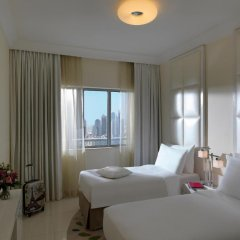 Отель DAMAC Maison Mall Street 5* Номер Делюкс с различными типами кроватей